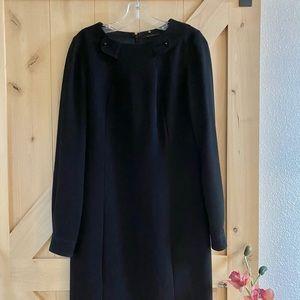 Elite Tahari black dress
